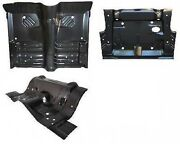 Body Kit Front Floor Under Rear Seat And Trunk Pan Challenger 71-74 E-body Amd