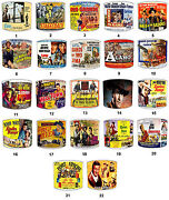 Lampshades Ideal To Match John Wayne Films Posters Cowboy And Western Wall Art