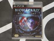 Ps3 Import Game Biohazard Revelations Unveiled Edition Resident Evil Asian