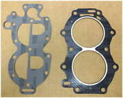 Evinrude Johnson 20 25 28 30 35 Hp 1979 Thru Head And Cover Gasket Replaces 765012