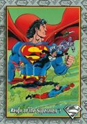The Return Of Superman 1993 By Skybox  Base /basic/single Cards 001 To 100