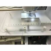 Janome Extra Wide Sewing Machine Extension Table For Skyline Models New