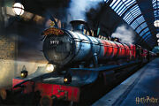 Harry Potter - Movie Poster / Print The Hogwarts Express Size 36 X 24