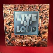 Various Live And039nand039 Loud 1991 Uk Vinyl Lp Excellent Condition Wasp Whitesnake