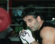 Gerry Cooney Signed Autographed Everlast Boxing Boxer Photo
