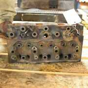 Used Cylinder Head Compatible With John Deere 3215 4400 790 4475 4300 Yanmar