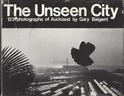 The Unseen City By Gary Biagent 123 Pictures Bandw Pub Paul Tri Ocean 1967 Hc/dj