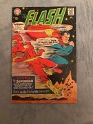 The Flash 175 Key 2nd Superman/flash Race Nice Color See The Pics