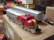 Lionel--- 18130----2383 Santa Fe Ab Command Equipped, Rail Sounds