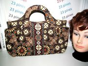 Vera Bradley Sold Out Canyon Abby Handbag Limited Edition Nwot