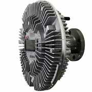 Viscous Fan Clutch Assembly Compatible With John Deere 6120 6320 6415 6220 6420