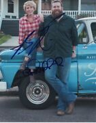 Ben And Erin Napier Signed Autographed 8x10 Hgtv Home Town Photograph
