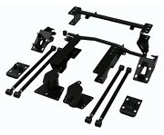 New Ridetech Bolt-on 4 Link Rear Suspension System,73-87 Chevy C10,gmc C15