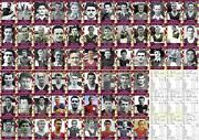 West Ham United 1950's - Debuts Collection Football Trading Cards