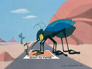 Chuck Jones Waiter Theres A Fly 2001 Warner Brothers Limited Edition Cell Of 80