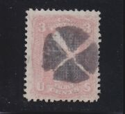 Us 83 3c Washington Used F-vf W/ And039cand039 Grill Scv 1100