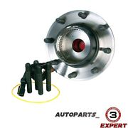 Front Left Or Right For Ford Pickup F350 Super-duty 1999-2004 Wheel Hub Bearing
