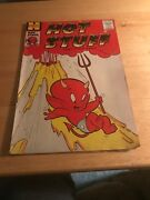 Rare Hot Stuffthe Little Devil 13 Rare Late Golden Age/early Silver Age Issue