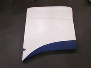 2005 Glastron Gs 219 Boat Port Side Engine Cover Cushion Blue White