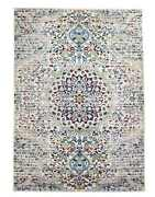 Super Area Rugs Persian Overdyed Vintage Traditional Distressed Rug In Multi
