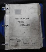 Genuine 1970-1975 Oliver 1955 1955t Turbo Tractor Parts Catalog Manual Very Good
