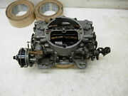 1964 1965 Chevy Impala 409 Orig 2x4 Rear 3804s Carter Abf Carburetor Dated A4