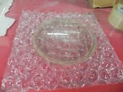 Vintage Liberty Clear Flat Head Light Lens Hyppmobile Stude Paige And More 8 1/8