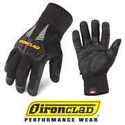 Ironclad Gloves Ccg Cold Condition Insulated Winter Work Gloves - 12 Pair Case