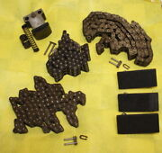Maserati Ghibli Indy Khamsin New Timing Chain Kit And 3 Pads And Tensioner