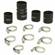 Bd-power Intercooler Hose And Clamp Kit For 2008-2010 Ford 6.4l Powerstroke Diesel