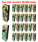 30000x Wine Bags Bottle Tote Holder Gift Large Resusable Closeout Wholesale Lot