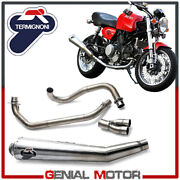 Full Exhaust System 2 In1 Termignoni Approved Steel Ducati Paul Smart 2005 05