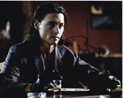 Johnny Depp Signed Autographed Once Upon A Time In Mexico Sands Photo