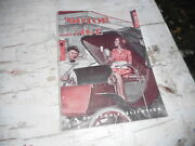 Aug 1944 Motor Age Car Magazine Lady Driving In Antique Car