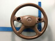 / 08-11 Mercedes W204 C300 C350 Steering Wheel Without Switch Oem E