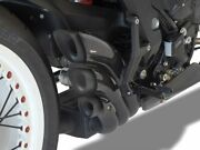 Silencer Black Carbon P.inox Mv Agusta Dragster 800 / Rr Until 2016 Approved