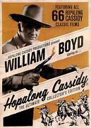 Hopalong Cassidy Ultimate Collector's Edition 66 Western Movie New Dvd Box Set