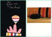 1988 Paul Rand Mohawk Graphics Collection Folio Set Of 18 Lithographed Prints