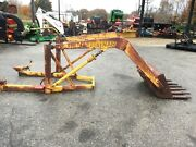 Freeman Front-end Loader Off Of Ford 641 Tractor