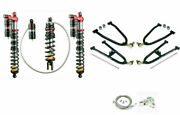 Lonestar +2 Sport A-arms Elka Legacy Front Rear Shocks Suspension Kit Yfz450