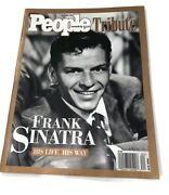 People Weekly Tribute Magazine - Frank Sinatra His Life•his Way May/june 1998