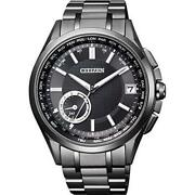 Citizen Attesa Eco-drive Satellite Cc3015-57e Wave Gps Menand039s Watch From Japan