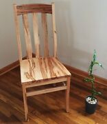 Dining Chair - Maple Ambrosia Hardwood Hand-crafted Brand New