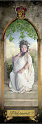 Harry Potter - Door Movie Poster / Print The Fat Lady - House Gryffindor