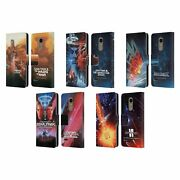 Official Star Trek Movie Posters Tos Leather Book Case For Lg Phones 1