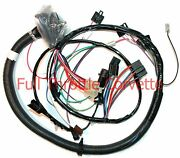 1980 Corvette Wiring Harness Engine With Manual Transmission Reproduction C3 New