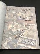 Moments Memories Miracles Kc Royals Autographed By George Brett +10 Others Rare