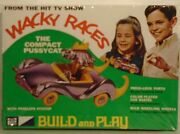 The Wacky Races Compact Pussycat Penelope Pitstop Model Kit Mpc Sealed Rare