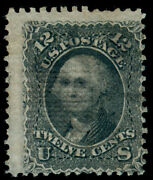 Momen Us Stamps 85e Z Grill Used