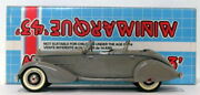 Minimarque 43 1/43 Scale Us50 1934 Packard 1108 Sports Phaeton Byle Baron - Grey